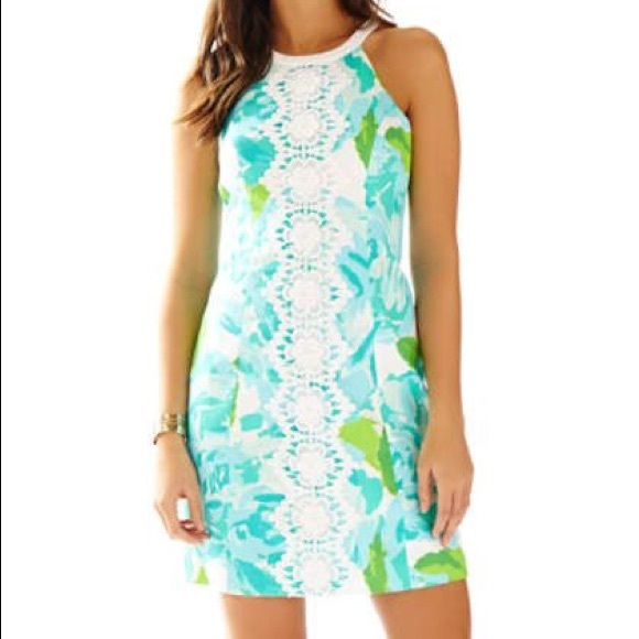 Lilly Pulitzer Dresses & Skirts - Lilly Pulitzer Pearl Shift Dress